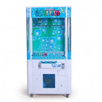 China 1 Player Kids Grabber Machine , Kids Toy Claw Machine For Shopping Mall wholesale