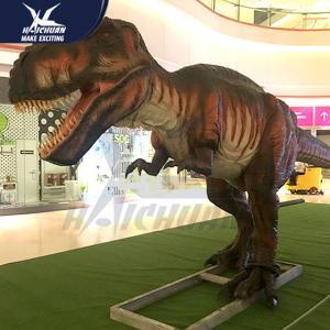China Huge outdoor equippement children park animatronic dinosaur model on sale