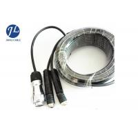 China 2 Channel Audio Video Vision Systems Cable For Rear View Camera And Monitor System wholesale