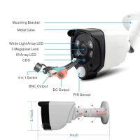 Buy cheap 2.0Megapixel sony cmos PIR Motion Detect and Dual Light System Smart Alarm from wholesalers