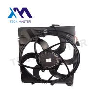 Air Cooling Fans Air Suspension For BMW E90 Radiator Fan 17117590699