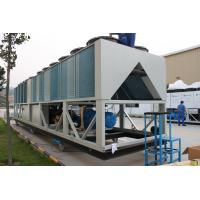 Buy cheap R134a 226.3kw  Environmently Air Cooled Screw Chiller from wholesalers