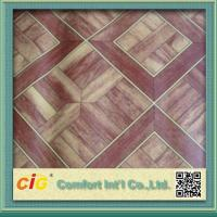 China 0.35 To 1.2mm Thickness Pvc Sports Flooring 200cm Width In Multi Printing Designs And Color wholesale