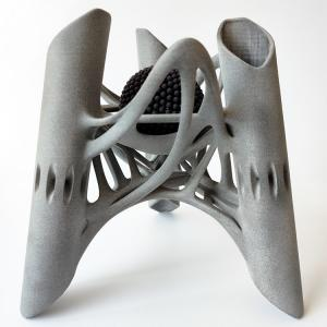 China Custom Steel Sanding SLM 3D Printing Service For Commercial Installation Parts wholesale