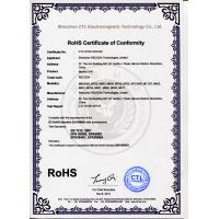 Shenzhen Recoda technologies Limited Certifications
