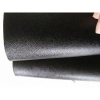 China Black Furniture Full Grain Cow Leather Material For Upholstery wholesale