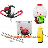 China Backpack Core Drill , Environmental Geotechnical Backpack Concrete Vibrators wholesale