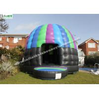 China Commercial Grade Disco Bouncy Castle Dome For Parties From Ultimate Inflatables wholesale
