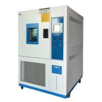 Buy cheap Programmable Temperature Humidity Test Chamber 150L For Laboratory from wholesalers