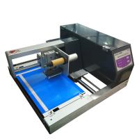 China A4 size digital foil stamping machine audley 3050A 3050C gold foil printer digital foil printer 90mm wholesale