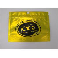 Quality Glossy Effect Cosmetic Packaging Bag for sale