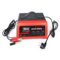 China Lead Acid Car Battery Charger 6v 24v Automatic Battery Charger , 2a / 6a / 10a wholesale