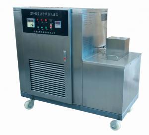 China CDW-40 / 60 / 80 Notch Broaching Machine , Impact Test Low Temperature Instrument wholesale