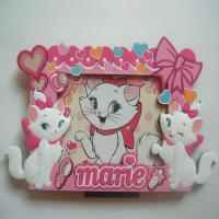 Quality New Eco-friendly,non-toxic material Pvc. rubber, silicone products photo frame for sale