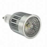 China LED Spotlight Bulb with 0.5 to 0.62 Power Factor, CE/TUV Certified, RoHS Directive-compliant wholesale