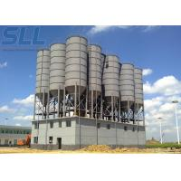 China 60 ton cement silo for Cement Storage in Cement Plant for sand and cement wholesale