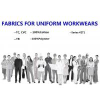 China Uniform Workwear Fabric Collection 201804#ZT1 wholesale