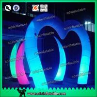 China Lighting Events Party Club Entrance Decoration Arch Decoration Inflatable wholesale
