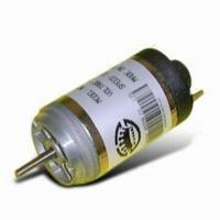 China 1.09A Small DC Electric Motor with 3,400rpm Speed and 60.2% Efficiency in Waterproof Type wholesale