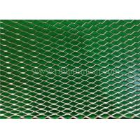 Buy cheap 0.4mm Galvanized Wall Plaster Mesh Expanded Metal Grating Length 2440mm from wholesalers