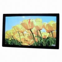 China Infrared Touch Monitor, 42-inch Touchscreen LED Display, 2/4/6/10/16/32 Touch Points wholesale