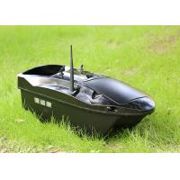 China Autopilot bait boat rc model battery power and ABS plastic type Black Upper Hull Color wholesale