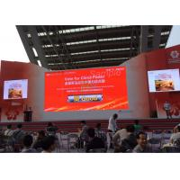 China 10mm RGB Outdoor LED Video Wall Advertising LED Display Waterproof 32 dots x 16 dots wholesale