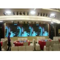 Quality Outdoor Indoor Stage Background Mobile Led Display Screen For Concert for sale