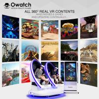 China Owatch-2018 Hot selling Shooting  Cinema Virtual Reality 9D VR Chair-3rd Cinema 360 degree wholesale