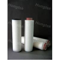 China Membrane Pleated Filter, Pleated Filter, Membrane Cartridge, Membrane Filter wholesale