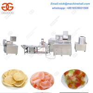 China Prawn Cracker Making Machine/High Efficiency Prawn Cracker Production Line/Prawn Cracker Machine for Sale on sale
