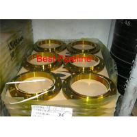 China Durable Forged Steel Flanges Spectacle Blinds Drip Rings API 6A Standard wholesale
