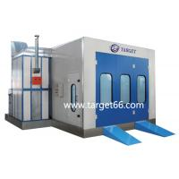 China Hot Sale Inflatable Auto Spray Booth with water based painting TG-70C on sale