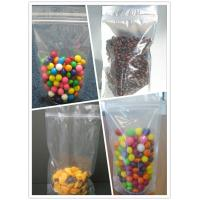China Shaped Stand Up Zipper Snack / Cookies Snack Bag Packaging wholesale
