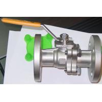 China Reliable Sealing Floating Ball Valve 1/2 - 12 Nominal Diameter ISO17292 wholesale