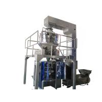 Buy cheap Seeds/Cookies/Biscuit/Dry tea leaf VFFS vertial form fill seal machine from wholesalers