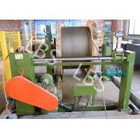 China Electric Spooling Device Winch / Rope Arranging Device With Compensator wholesale