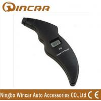 China Long life Lithium battery plastic tire Digital Tire Pressure Gauge CE wholesale
