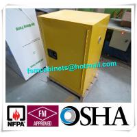 Quality Storage Flammable Safety Cabinets For Liquid , Industry Paint Safety Storage Cabinets for sale
