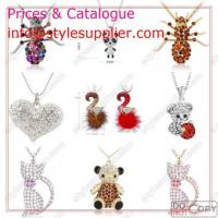 Buy cheap Hello Kitty Necklaces, Sweater Necklaces, Gold Silver Necklaces Etc from wholesalers
