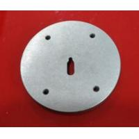 China Silver Round Vector 5000 Cutter Parts Alloy Bottom Cover Of Cutter Head 112090 To Lectra Cutter Parts wholesale
