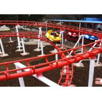 China 8KW Thrilling Crazy Mouse Ride CE Certification 1 Year Warranty For Family wholesale