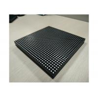 China P6 Waterproof RGB LED Module for Video Led Wall Outdoor 27777dots / ㎡ 6mm mudule wholesale
