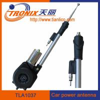 China fender mount car power antenna/ am fm antenna with pcb control TLA1037 on sale