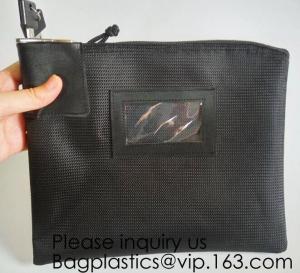 Quality Locking Security Money Bag, Cash Bag,Bank Bag Canvas Keyed Security,Money Bag for sale