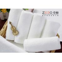 China ZEBO Plain Design Hotel Hand Towels Soft Touch OEM / ODM Acceptable wholesale