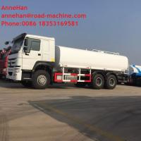 China 336hp Howo Water Tanker spray Truck 12m3 with Pump and Pipe Sprinkler system With Italy PTO ABS 12.00R22.5 Tires wholesale