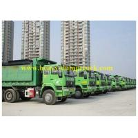 China Sanitation Garbage Truck , Hydraulic Garbage Compactor Truck 6x4 10 Wheels 10 to 18 cbm wholesale
