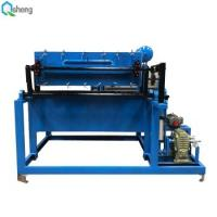 China Egg Carton / Fruit Tray Making Machine With Egg Tray Packing Part Durable on sale