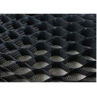Buy cheap Black Color Hdpe Geocell Virgin Plastic Honeycomb Shape For Parking Lot from wholesalers